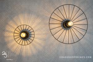 Corpuri de iluminat decorative de interior