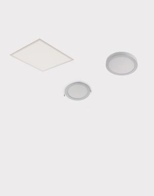 Panouri LED incastrate si aplicate